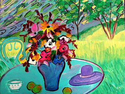 Summer Blooms Reload Poster