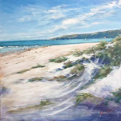 Summer Breeze Poster by Kathy  Karas