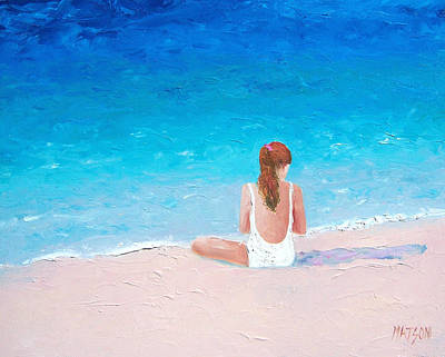 Summer Dreams Poster by Jan Matson