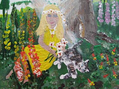 Summer Fairy Poster