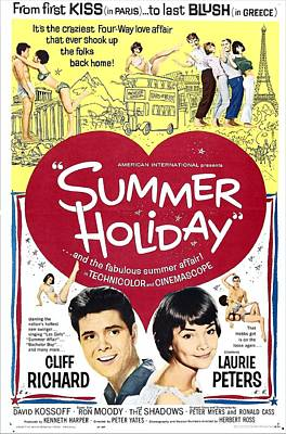 Summer Holiday, Us Poster, Bottom Poster by Everett