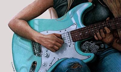 Summertime Blues Poster