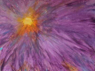 Sunburst Mandala  Poster by James Flux
