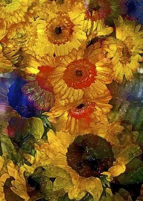 Sunflower 15 Poster