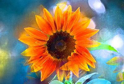Sunflower 21 Poster