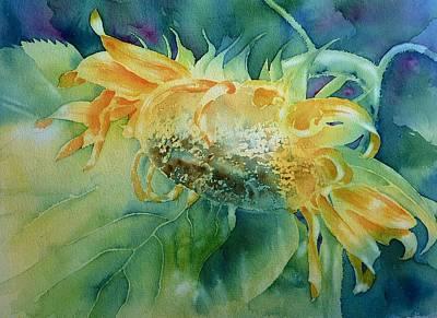 Sunflower 3 Poster by Thomas Habermann