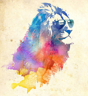 Sunny Leo Poster by Robert Farkas