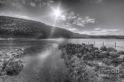 Sunray Lake  Poster