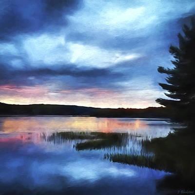 Sunrise Art - New Day Poster by Jordan Blackstone