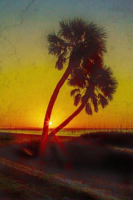 Sunrise At Fort De Soto Poster