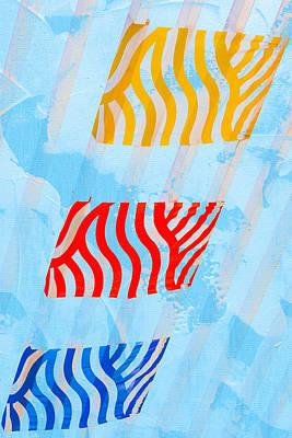 Sunrise B Poster by Alexander Senin