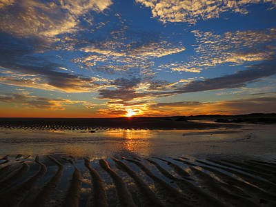 Poster featuring the photograph Sunrise Glory by Dianne Cowen