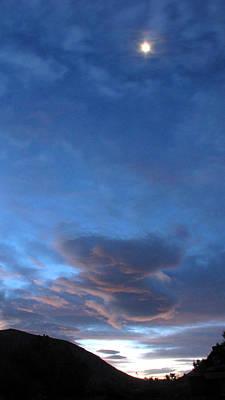 Sunrise In Joshua Tree Poster