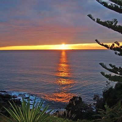 Sunrise Opening Poster