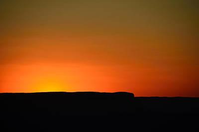 Sunset At Grand Canyon Poster