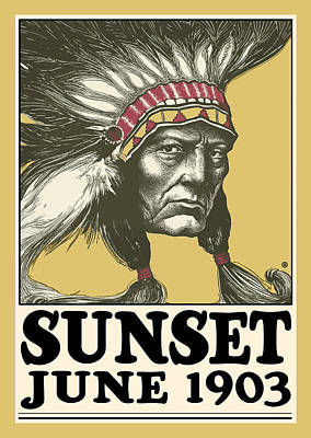 Sunset Poster by Gary Grayson