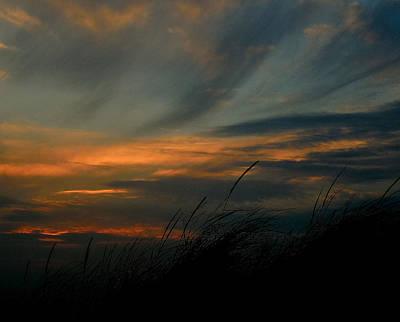 Sunset Light Magic Poster by Glenn McCurdy