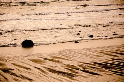 Sunset Palette Wreck Beach Poster