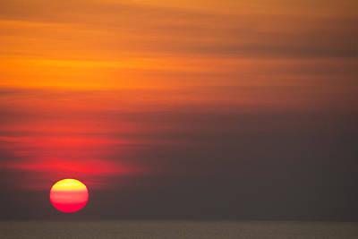Sunset Serenade Poster by Douglas Barnard
