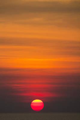 Sunset Serenade V2 Poster by Douglas Barnard