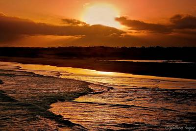 Sunset Serenade Poster by Wallaroo Images