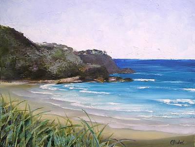 Sunshine Beach Qld Australia Poster