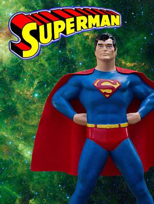 Superman Poster Redux Poster
