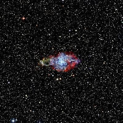 Supernova Remnant Poster