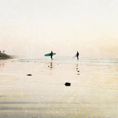 Surfer Dudes  Poster