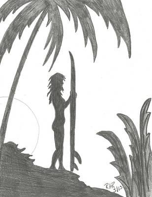 Surfer Girl 2 Poster