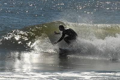 Surfing 427 Poster by Joyce StJames