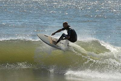 Surfing 428 Poster by Joyce StJames