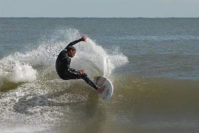 Surfing 432 Poster by Joyce StJames
