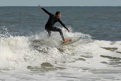 Surfing 434 Poster by Joyce StJames