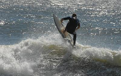 Surfing 439 Poster by Joyce StJames