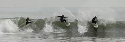 Surfing 440 Poster by Joyce StJames