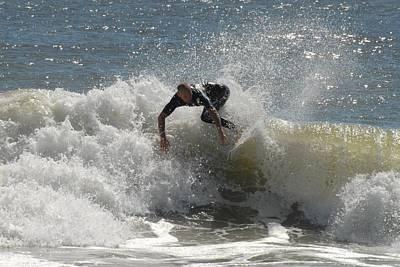 Surfing 450 Poster by Joyce StJames