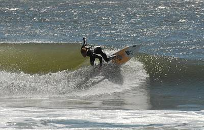Surfing 452 Poster by Joyce StJames