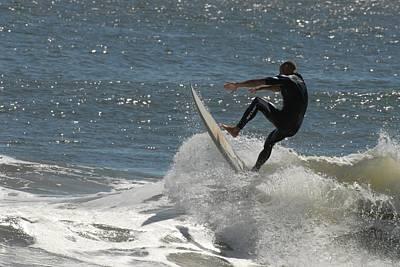 Surfing 453 Poster by Joyce StJames
