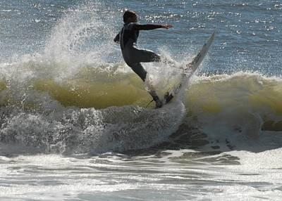 Surfing 459 Poster by Joyce StJames