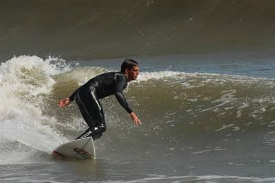 Surfing 460 Poster by Joyce StJames