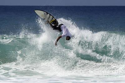Surfing Brazil 2 Poster