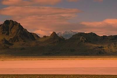 Surreal Mountains In Utah #4 Poster
