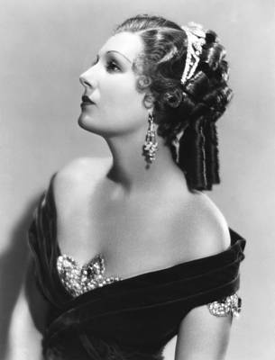Sutters Gold, Binnie Barnes, 1936 Poster