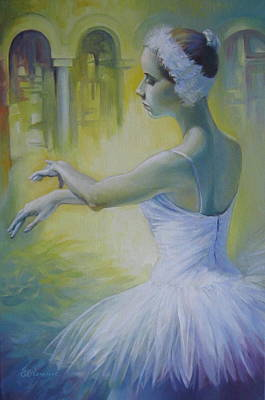 Swan Dance Poster