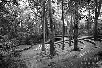 Swarthmore College Scott Amphitheater Poster