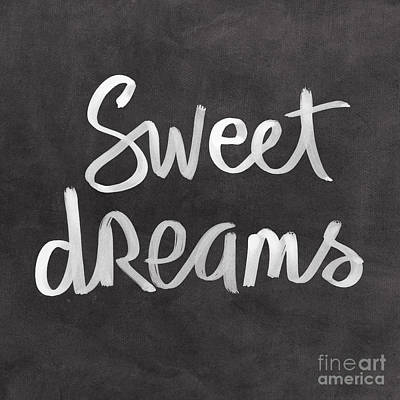 Sweet Dreams Poster by Linda Woods
