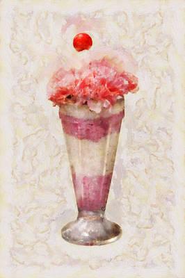 Sweet - Ice Cream - Ice Cream Float  Poster