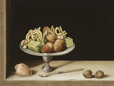 Sweetmeats Poster by Jenny Barron