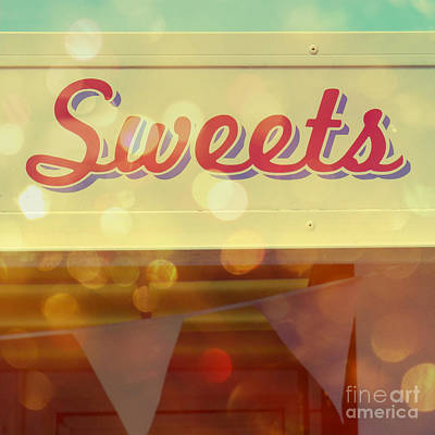 Sweets Poster by Valerie Reeves